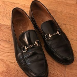 Vintage Gucci loafer